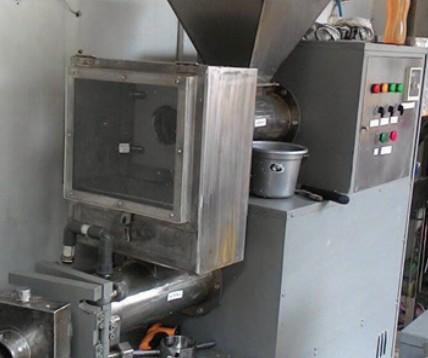 Mesin Pencetak Sabun