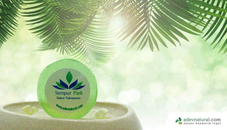 Sabun Transparan ADEV Natural untuk Hotel
