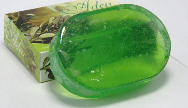 Sabun Transparan Zaitun