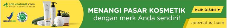 Peluang Bisnis Maklon Sabun transparan ADEV Natural