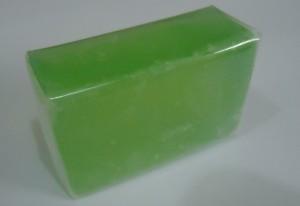 sabun transparan hijau 30gram