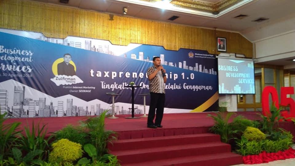 Seminar Internet Marketing Medan - Pembicara Seminar Kewirausahaan Pekanbaru